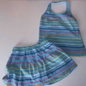 Other - The Children's Place Skirt Top Girl 7-8 and 10-12